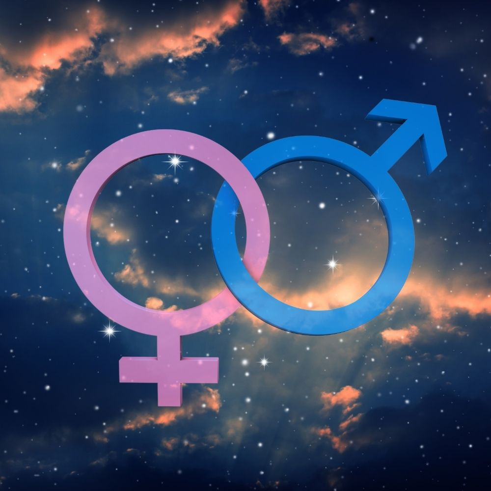 Dialogo tra maschile e femminile